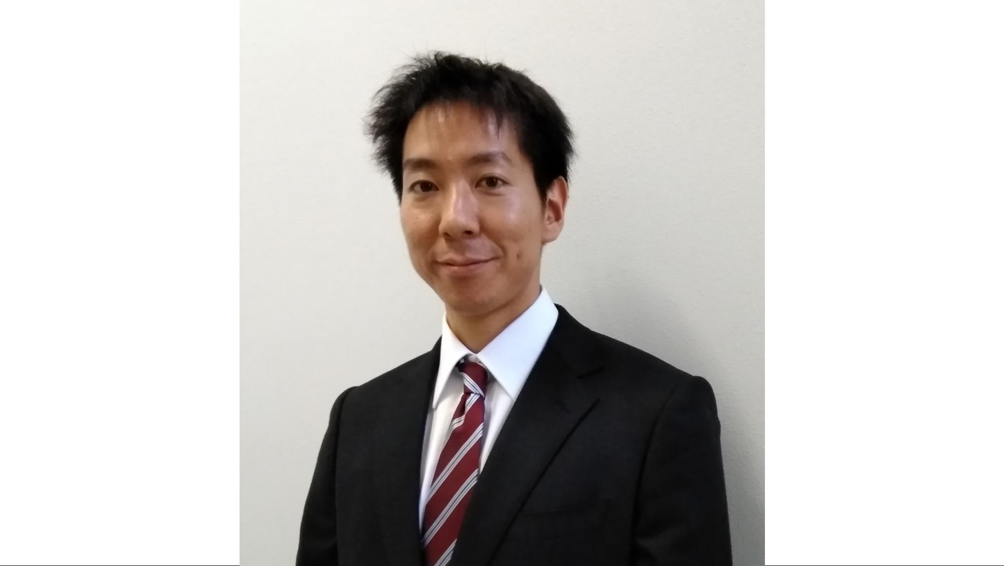 阪井裕太郎 准教授