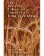 New Empirical Industrial Organization and Food System, May 2006, Peter Lang Publishing, Inc., 2006 (共編著)